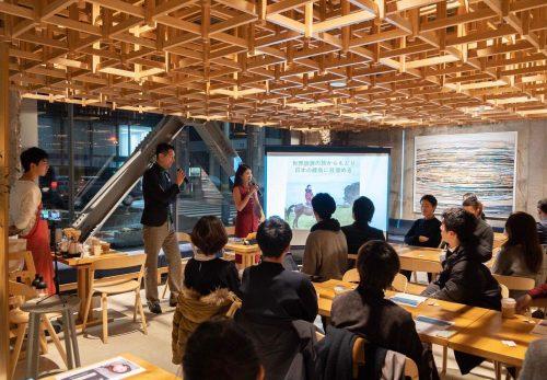 1月26日 金沢Je prends cas主宰のイベントに出演しました